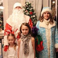 Дед Мороз из МЧС