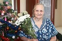 Ветеран Серафима Старикова отметила свой юбилей