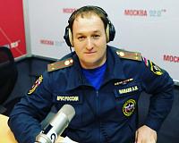 Радиоэфир Анварбека Мамаева