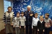 На совещании в префектуре Зеленограда представили нового председателя окружного Совета ветеранов войны и труда