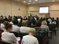В зеленоградском перинатальном центре прошла научно-практическая конференция