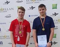 Илья Кочетыгов и Олег Борзистый