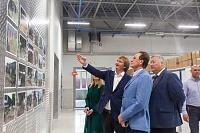 Префект Анатолий Смирнов посетил новое производство компании ISBC