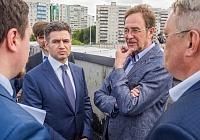 Гамид Булатов и Анатолий Смирнов