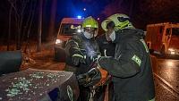 Пожарно-спасательный отряд из Зеленограда