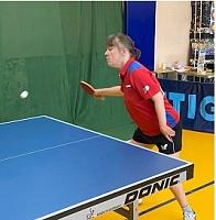 Паралимпийская чемпионка по настольному теннису Раиса Чебаника
