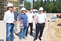 Префект Зеленограда оценил работы
